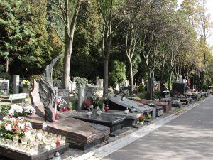 Historia Powązek Wojskowych
