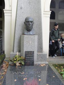 Historia Starych Powązek